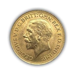 1 соверен 1832 год.Южноафриканский соверен.Южная Африка.Золото.