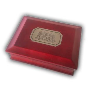 """Набор из 6 монет в боксе: 5 долларов 2008 год """"Знаменитые парусники"""".Острова Кука.Серебро"""